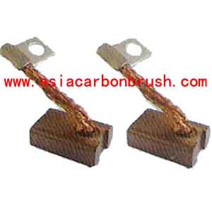 WSMC carbon brush,carbon brush for automobile,car carbon brush,WSMC131-137