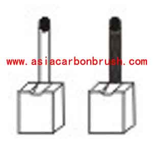 Fiat carbon brush,carbon brush for automobile,car carbon brush,Fiat 91193 JSX 46-40-47(4) 1-JS 46(-) 1-JS 40(+) 2-JS 47(-)
