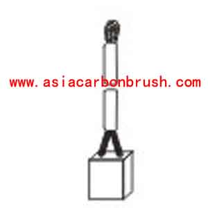 Lucas carbon brush,carbon brush for automobile,car carbon brush,Lucas 91221 LASX 31 4-LAS 31