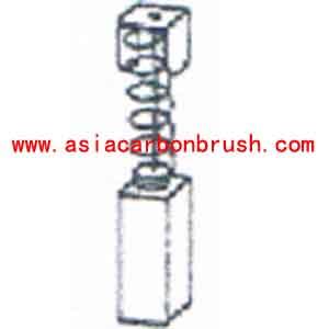 Carbon Brushes For Makita 651OLVR 8410B B04530 6800BV B04550 670ON 9035SB Driver
